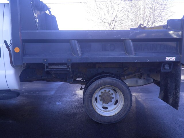 2011 F-550 Regular Cab DRW 4x4, Dump Body #G5580A - photo 12