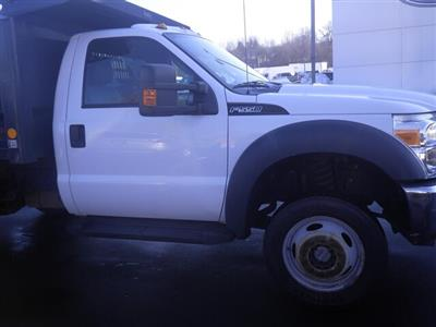 2011 F-550 Regular Cab DRW 4x4, Dump Body #G5580A - photo 5