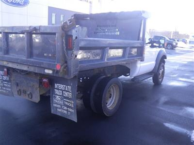 2011 F-550 Regular Cab DRW 4x4, Dump Body #G5580A - photo 7