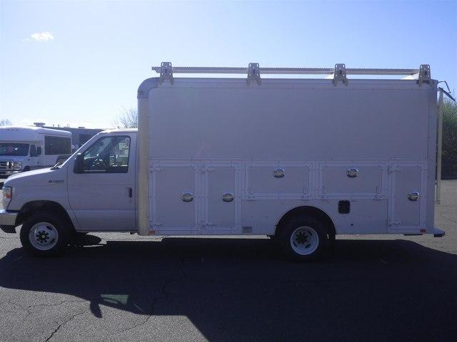 2019 E-450 4x2,  Dejana Truck & Utility Equipment DuraCube Max Service Utility Van #G5605 - photo 3
