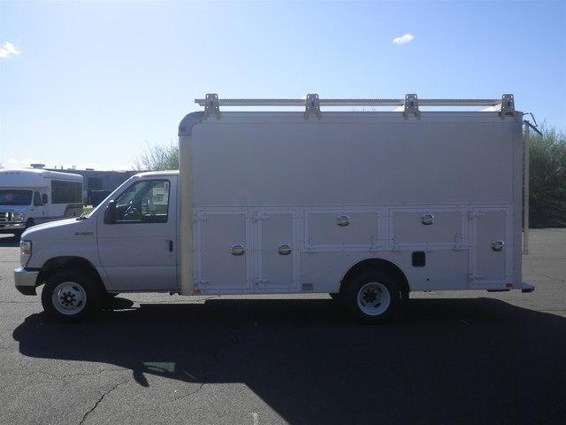 2019 E-450 4x2,  Dejana Truck & Utility Equipment Service Utility Van #G5605 - photo 1