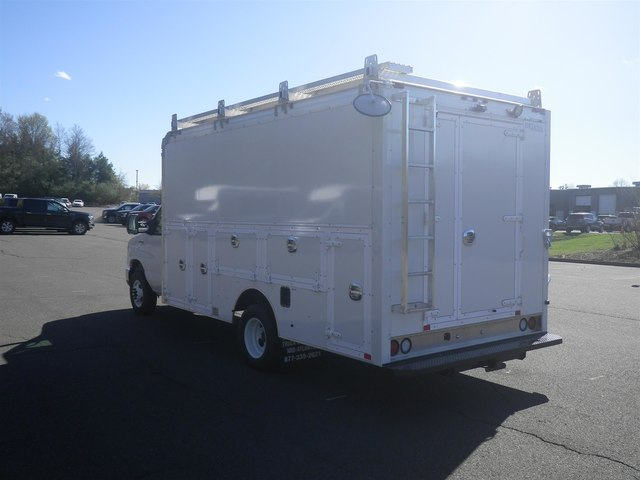 2019 E-450 4x2,  Dejana Truck & Utility Equipment DuraCube Max Service Utility Van #G5605 - photo 6