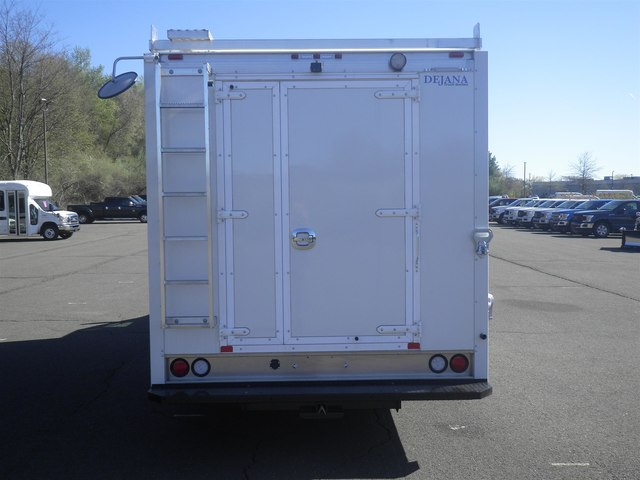 2019 E-450 4x2,  Dejana Truck & Utility Equipment DuraCube Max Service Utility Van #G5605 - photo 7