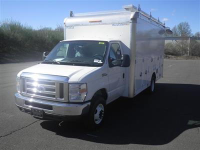2019 E-450 4x2,  Dejana Truck & Utility Equipment DuraCube Max Service Utility Van #G5605 - photo 5
