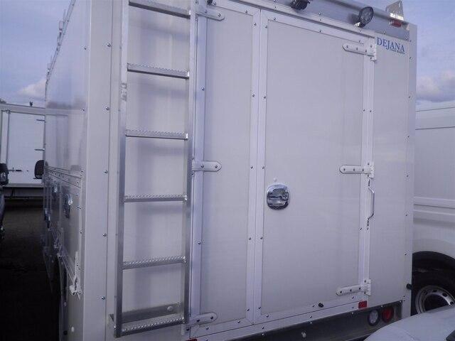 2019 E-350 4x2, Dejana DuraCube Max Service Utility Van #G5614 - photo 9