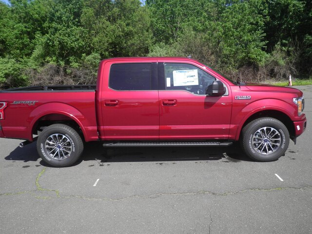 2019 F-150 SuperCrew Cab 4x4,  Pickup #G5622 - photo 8