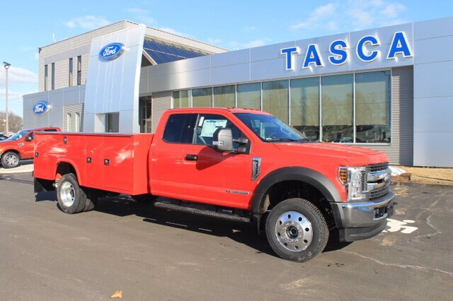 2019 Ford F-450 Super Cab DRW 4x4, Knapheide Service Body #G5639 - photo 1
