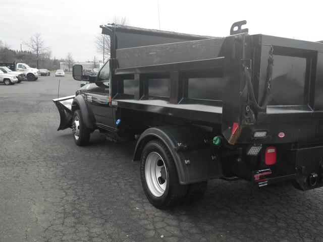 2017 Ram 5500 Regular Cab DRW 4x4, Dump Body #G5661A - photo 1