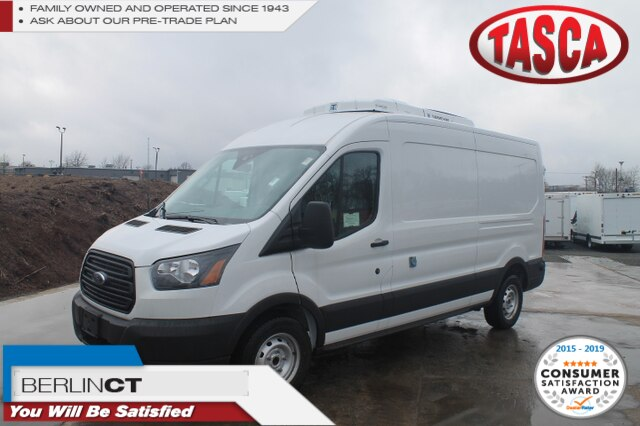 2019 Ford Transit 250 Med Roof 4x2, Thermo King Refrigerated Body #G5667 - photo 1