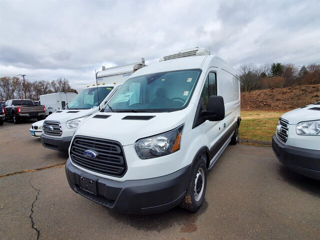 2019 Transit 250 Med Roof 4x2, Thermo King Direct-Drive Refrigerated Body #G5667 - photo 4