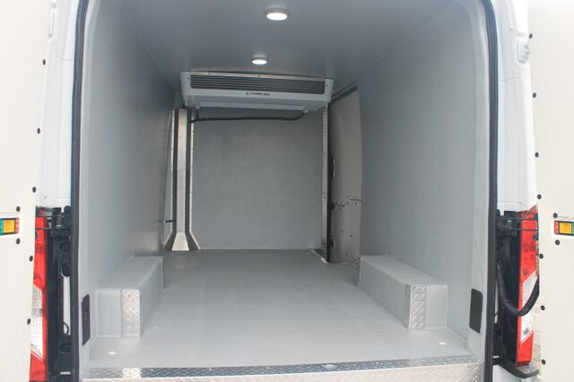 2019 Transit 250 Med Roof 4x2, Thermo King Direct-Drive Refrigerated Body #G5667 - photo 2