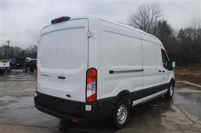2019 Transit 250 Med Roof 4x2, Thermo King Direct-Drive Refrigerated Body #G5667 - photo 12