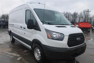 2019 Transit 250 Med Roof 4x2, Thermo King Direct-Drive Refrigerated Body #G5667 - photo 10