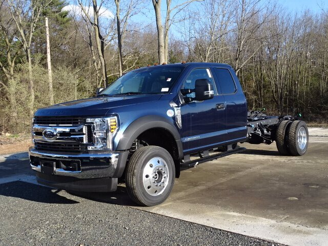 2019 Ford F-550 Super Cab DRW 4x4, Cab Chassis #G5700 - photo 1