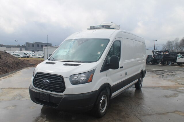 2019 Transit 250 Med Roof 4x2, Thermo King Refrigerated Body #G5705 - photo 3