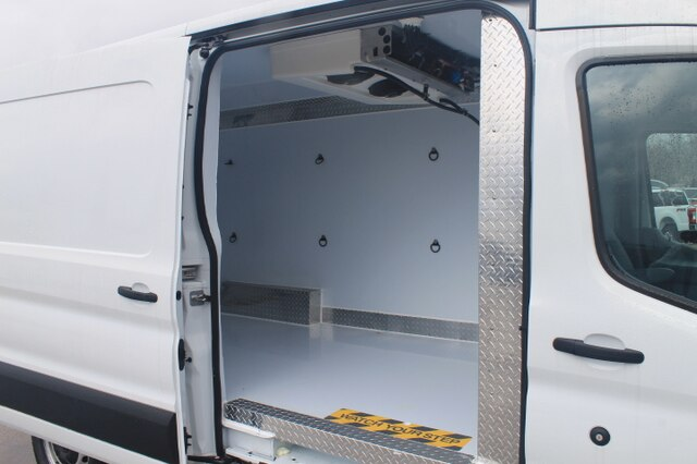 2019 Transit 250 Med Roof 4x2, Thermo King Refrigerated Body #G5705 - photo 8