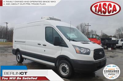 2019 Transit 250 Med Roof 4x2, Thermo King Refrigerated Body #G5705 - photo 1