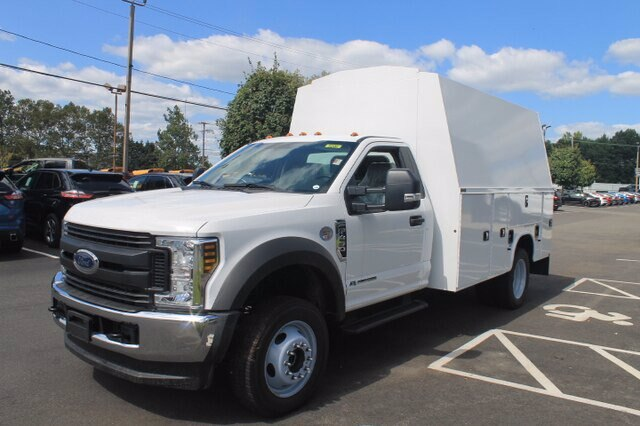 2019 F-450 Regular Cab DRW 4x4, Knapheide Service Body #G5750 - photo 1