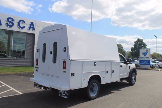 2019 F-450 Regular Cab DRW 4x4, Knapheide KUVcc Service Body #G5751 - photo 2