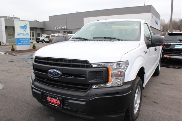2019 F-150 Regular Cab 4x2, Pickup #G5784 - photo 3