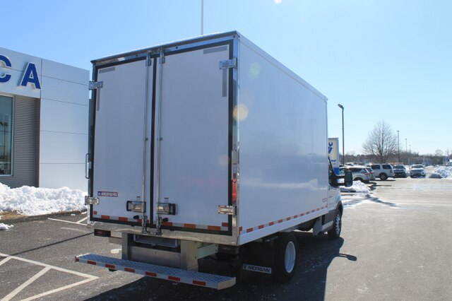 2019 Transit 350 HD DRW 4x2, Morgan Refrigerated Body #G5816 - photo 2