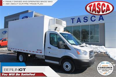 2019 Transit 350 HD DRW 4x2, Morgan Refrigerated Body #G5816 - photo 1