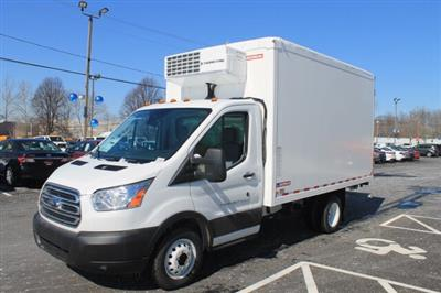 2019 Transit 350 HD DRW 4x2, Morgan Refrigerated Body #G5816 - photo 3