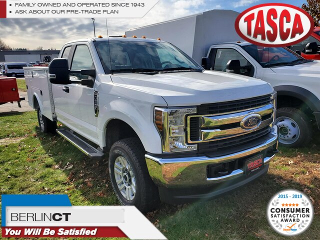 2019 F-350 Super Cab 4x4, Knapheide Aluminum Service Body #G5819 - photo 1