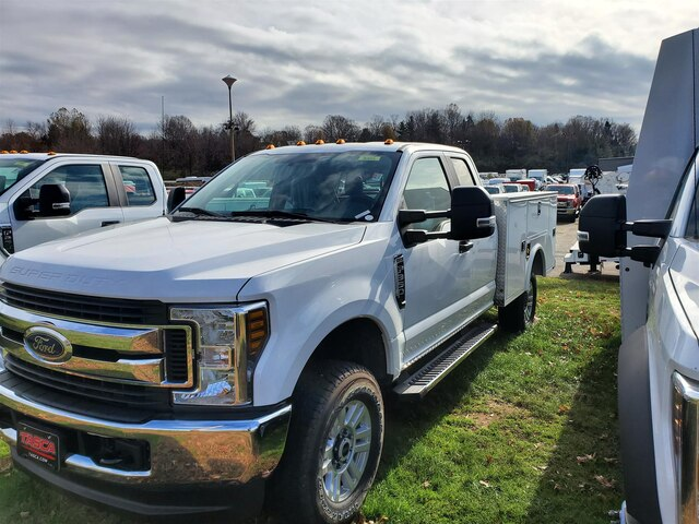 2019 F-350 Super Cab 4x4, Knapheide Aluminum Service Body #G5819 - photo 3