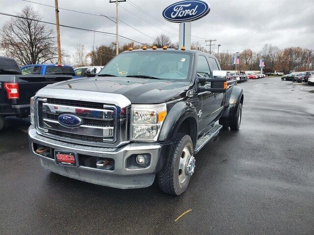 2012 F-450 Crew Cab DRW 4x4, Pickup #G5994A - photo 3