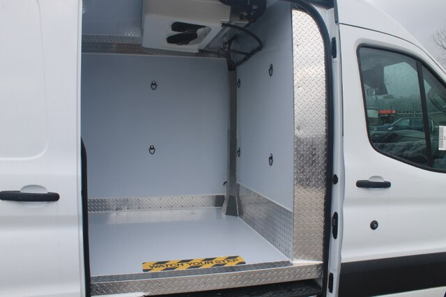 2019 Transit 250 Med Roof 4x2, Thermo King Direct-Drive Refrigerated Body #G6045 - photo 10