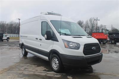 2019 Transit 250 Med Roof 4x2, Thermo King Direct-Drive Refrigerated Body #G6045 - photo 3