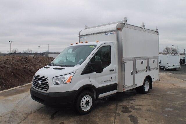 2019 Ford Transit 350 HD DRW RWD, Dejana DuraCube Max Service Utility Van #G6066 - photo 1