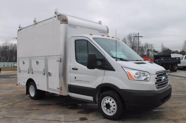 2019 Ford Transit 350 HD DRW RWD, Dejana DuraCube Max Service Utility Van #G6066 - photo 4