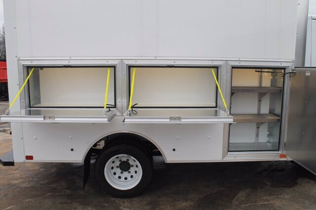2019 Ford Transit 350 HD DRW RWD, Dejana DuraCube Max Service Utility Van #G6066 - photo 5