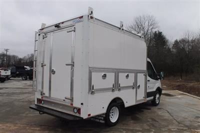 2019 Ford Transit 350 HD DRW RWD, Dejana DuraCube Max Service Utility Van #G6066 - photo 3