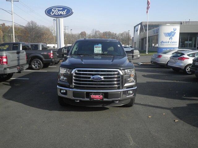 2016 F-150 Super Cab 4x4, Pickup #G6081A - photo 3