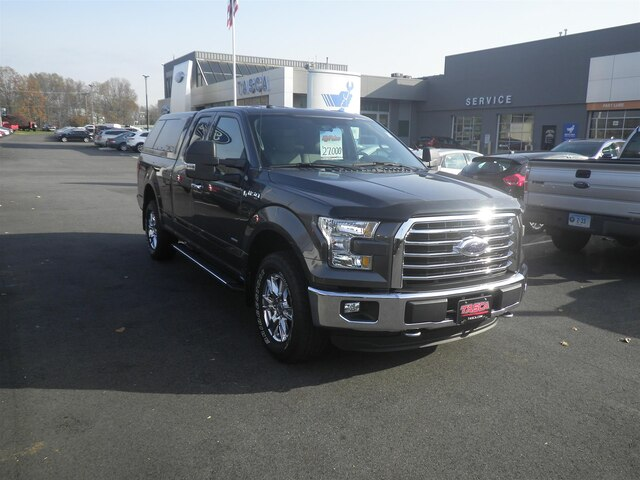 2016 F-150 Super Cab 4x4, Pickup #G6081A - photo 4
