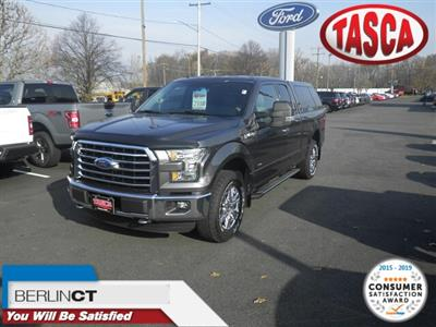 2016 F-150 Super Cab 4x4, Pickup #G6081A - photo 1
