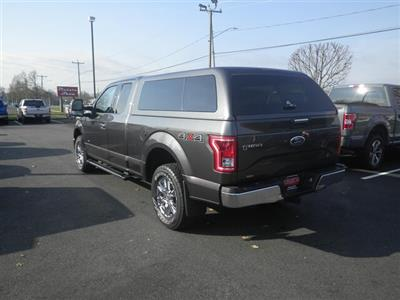 2016 F-150 Super Cab 4x4, Pickup #G6081A - photo 2