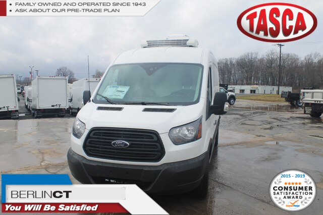 2019 Ford Transit 250 Med Roof 4x2, Thermo King Refrigerated Body #G6107 - photo 1