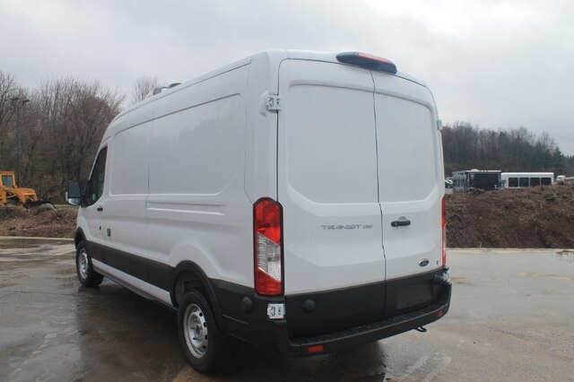 2019 Transit 250 Med Roof 4x2, Thermo King Direct-Drive Refrigerated Body #G6107 - photo 7