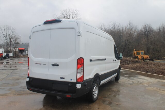2019 Transit 250 Med Roof 4x2, Thermo King Direct-Drive Refrigerated Body #G6107 - photo 8