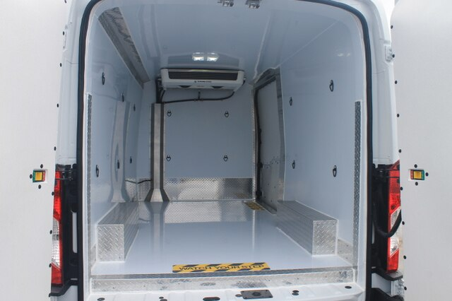 2019 Transit 250 Med Roof 4x2, Thermo King Refrigerated Body #G6107 - photo 1
