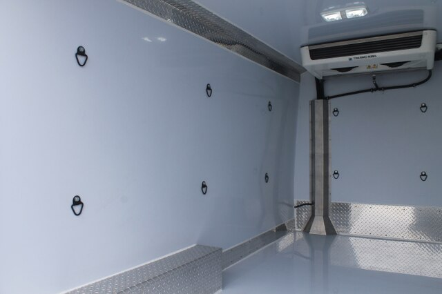 2019 Transit 250 Med Roof 4x2, Thermo King Direct-Drive Refrigerated Body #G6107 - photo 9