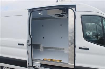 2019 Transit 250 Med Roof 4x2, Thermo King Direct-Drive Refrigerated Body #G6107 - photo 14