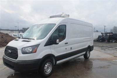 2019 Transit 250 Med Roof 4x2, Thermo King Direct-Drive Refrigerated Body #G6107 - photo 5
