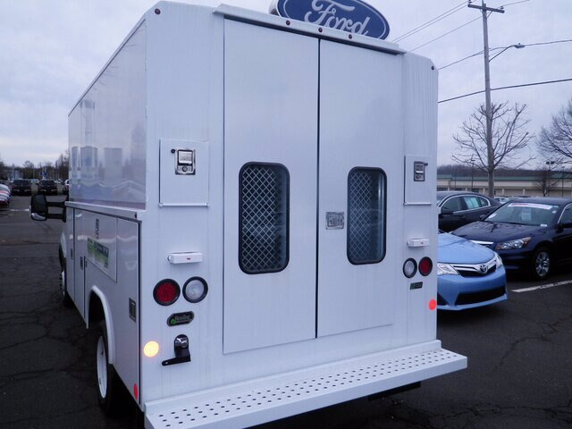 2019 Transit 350 HD DRW 4x2, Reading Service Utility Van #G6115 - photo 1