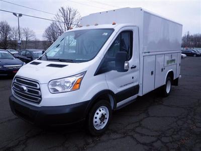 2019 Transit 350 HD DRW 4x2, Reading Aluminum CSV Service Utility Van #G6115 - photo 1