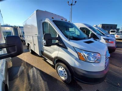 2019 Transit 350 HD DRW 4x2, Reading Aluminum CSV Service Utility Van #G6115 - photo 5